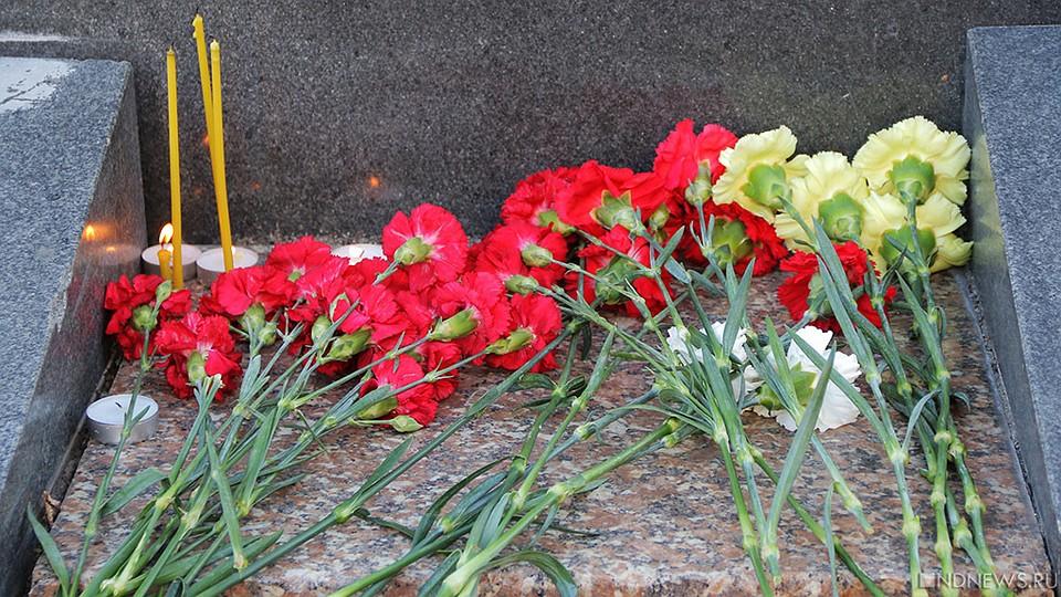 ВЯкутске почтили память погибших горняков наруднике «Мир»