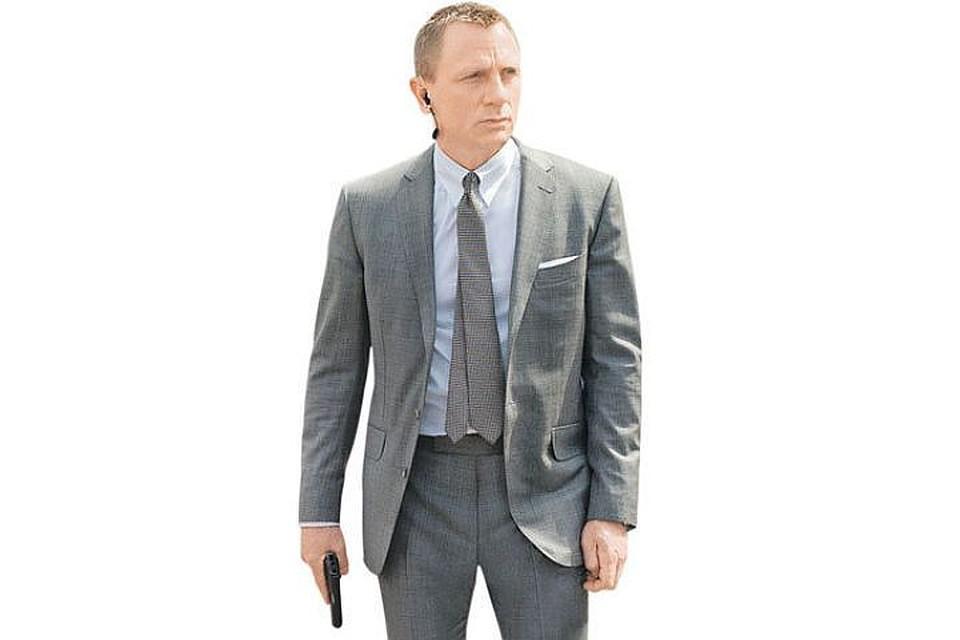 Джеймс Бонд женится вновом кинофильме  обагенте 007