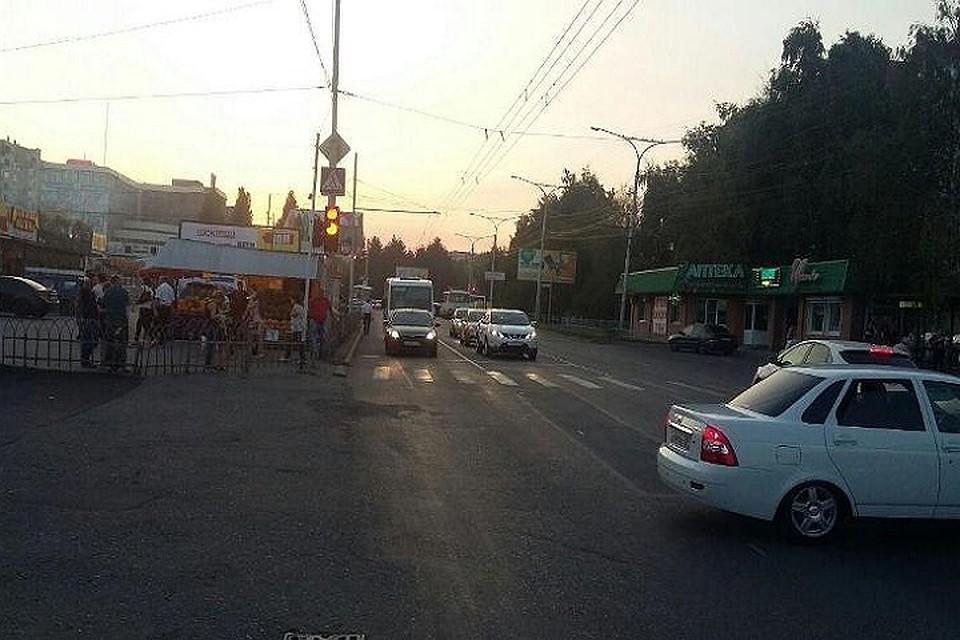 15-летнюю школьницу сбили на«зебре» вСтаврополе. Водителя ищут