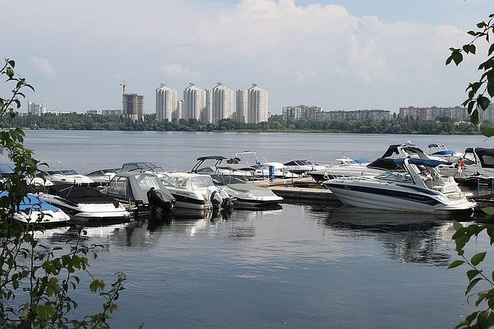 НаДень города вВоронеже ограничат движение судов поводохранилищу