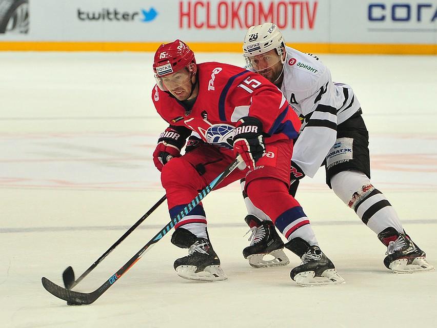 «Локомотив» одержал 3-ю победу подряд, выиграв у«Трактора»