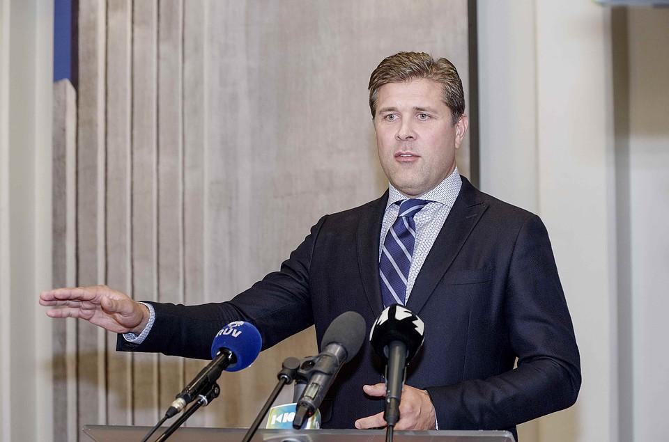 Премьер Исландии объявил опроведении внеочередных парламентских выборов вгосударстве