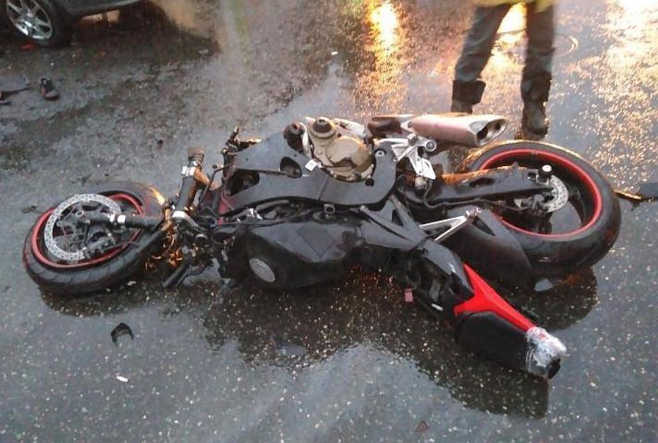 ВПрикамье вДТП натрассе умер 28-летний мотоциклист