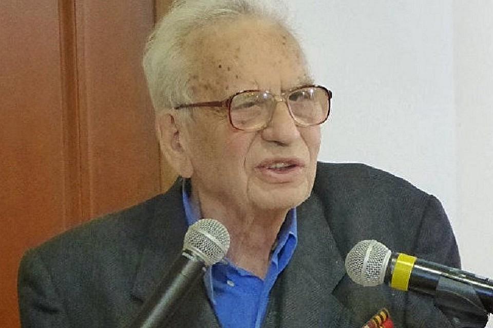 Русский  историк Григорий Арш скончался в столице России