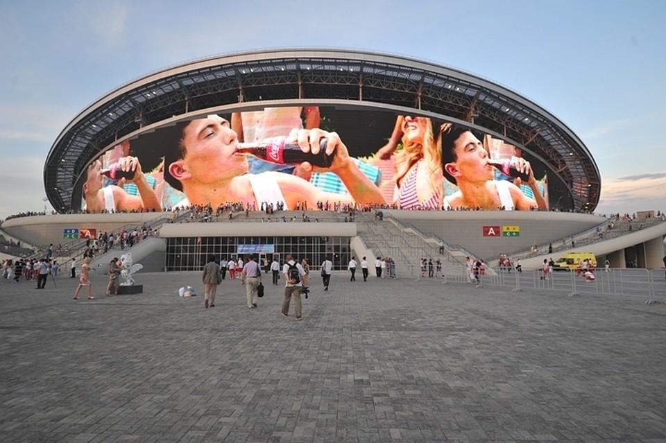 Стадион «Казань Арена» подключат кWi-Fi за26 млн руб.