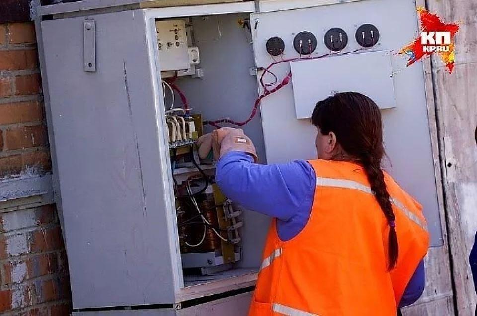 500 домов вВоронеже остались без электричества— Энергетики устраняют неисправность