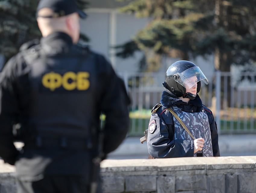 Количество террористических правонарушений в РФ уменьшилось в10 раз