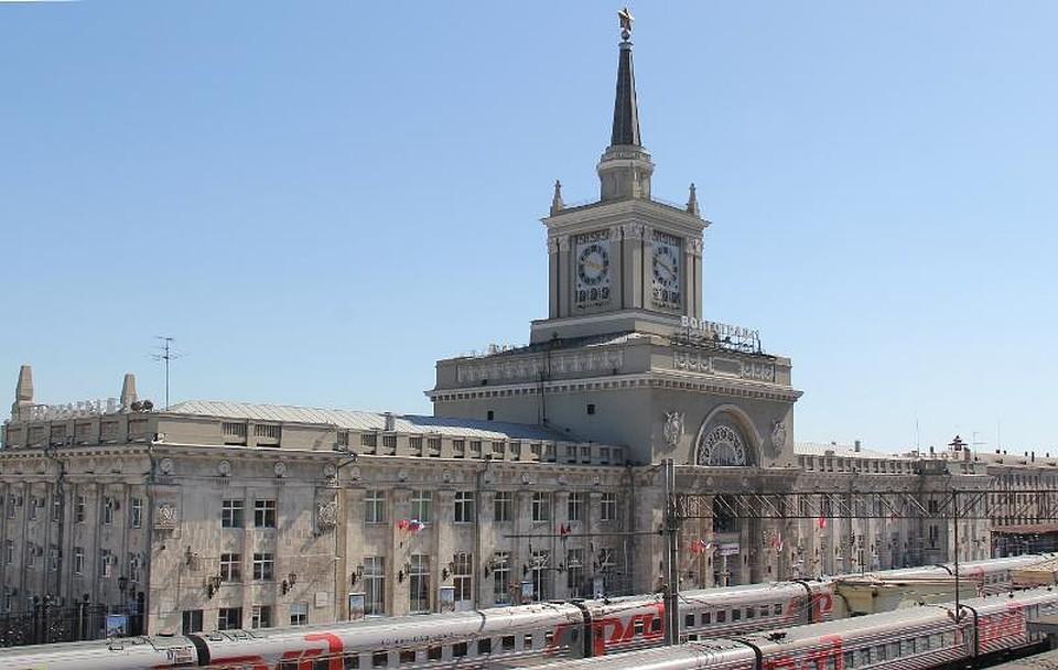 Навокзале Волгоград-1 уведомить пассажиров будет новая система