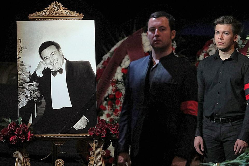 Названы дата ивремя похорон Зураба Соткилавы