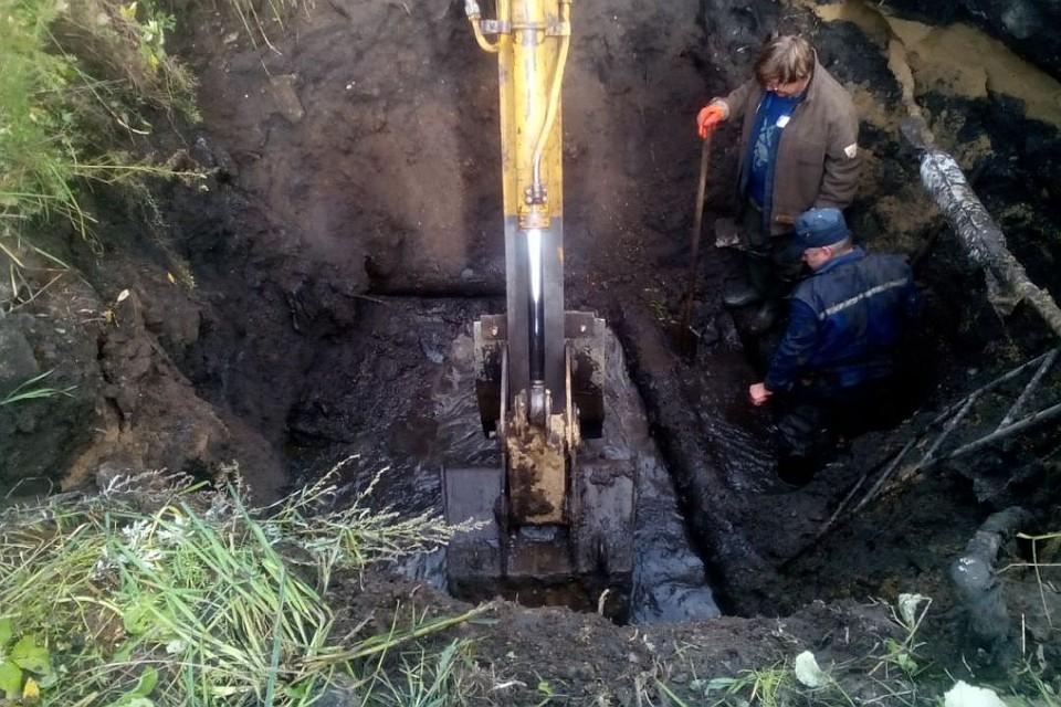 ВПермском крае граждане города Красновишерск остались без воды