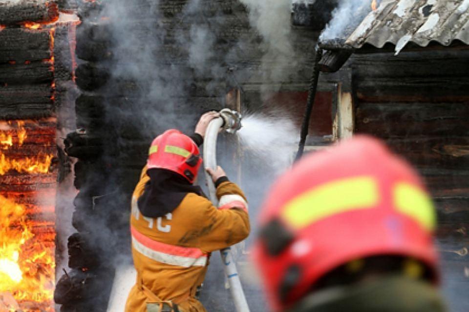 ВУдмуртии впожаре вдачном доме погибли две женщины