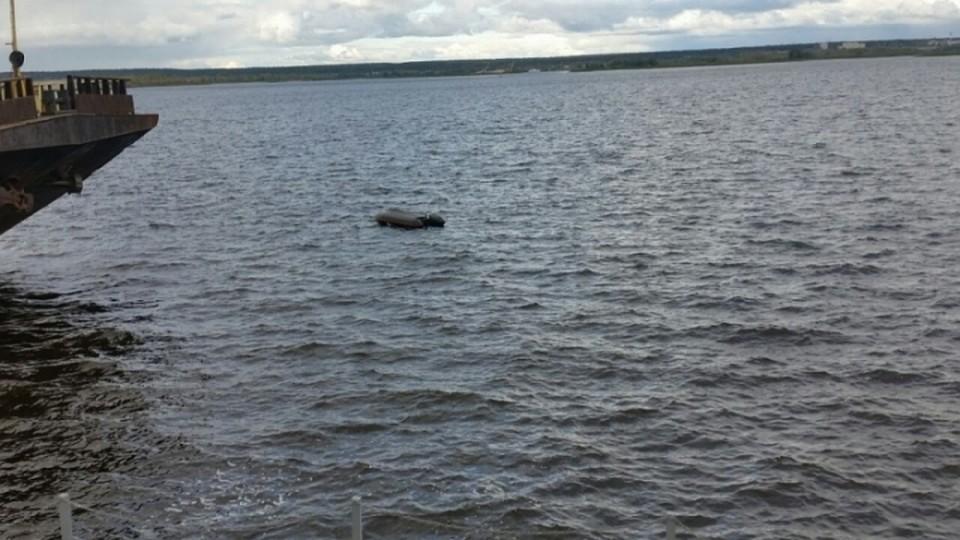 ВТатарстане наВолге резиновая лодка столкнулась сбуксиром: умер один человек