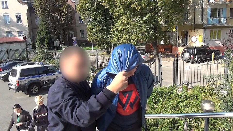 Напавший напочтальона злоумышленник пойдет под суд вКалининграде