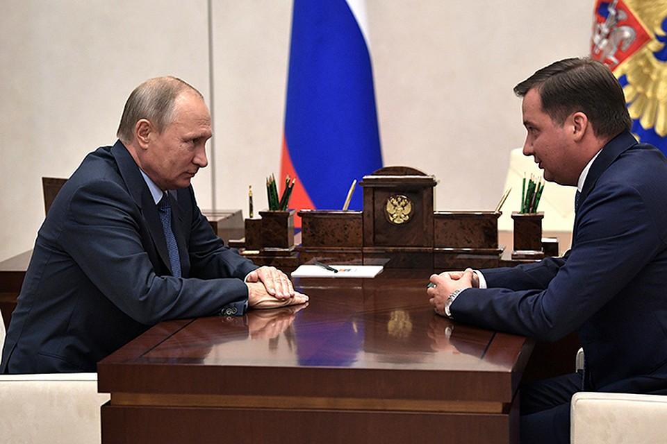 Путин принял отставку губернатора Ненецкого автономного округа