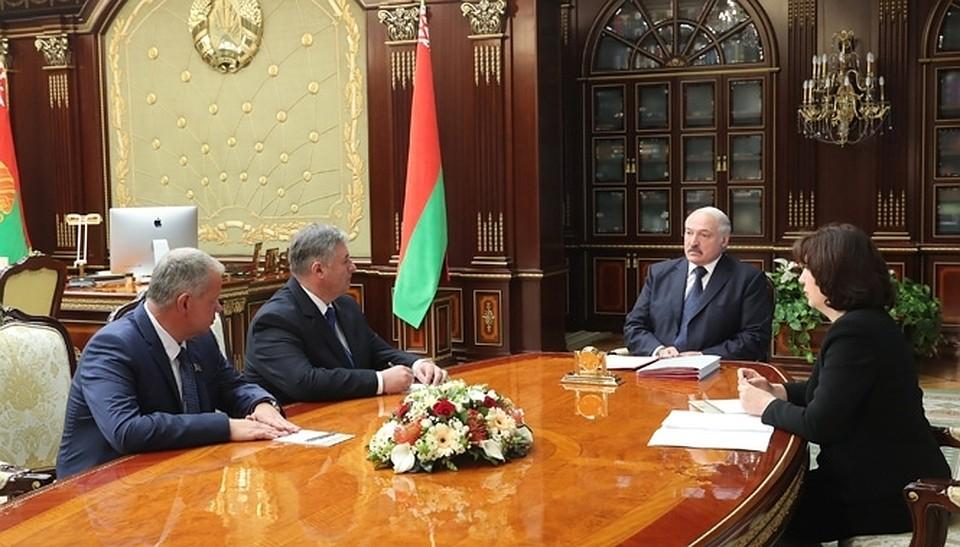 Лукашенко назначил новых министров информации икультуры