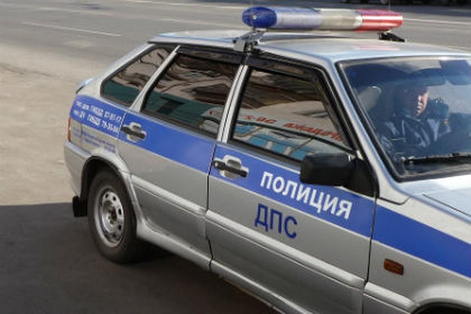 Натрассе вОмской области скончался шофёр грузового автомобиля MAN