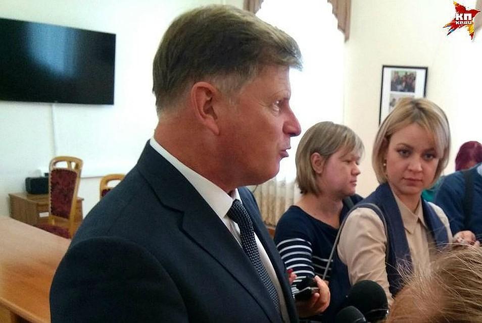 Корбут неисключил своего выдвижения вмэры Омска