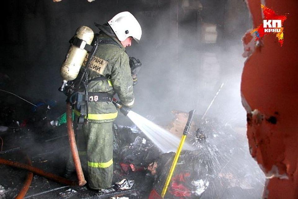Супруги идвое детей вКузбассе погибли из-за пожара вдоме