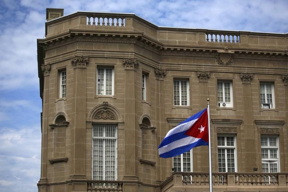 Дипломаты изсоедененных штатов стали жертвами «акустической атаки» наКубе