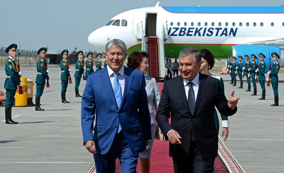 Договор окыргызско-узбекской границе ратифицирован в 3-х чтениях