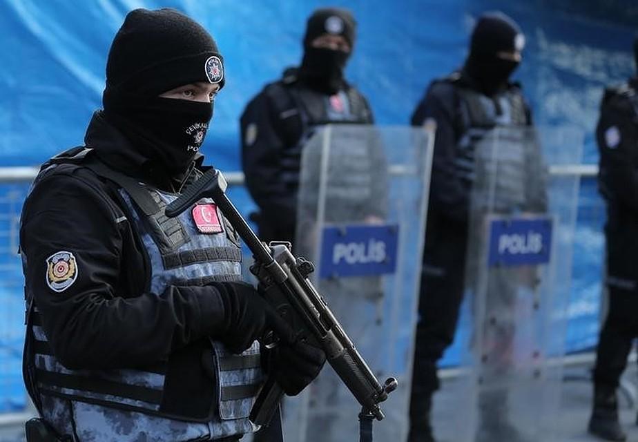 ВТурции арестовали 11 полицейских, связанных сГюленом