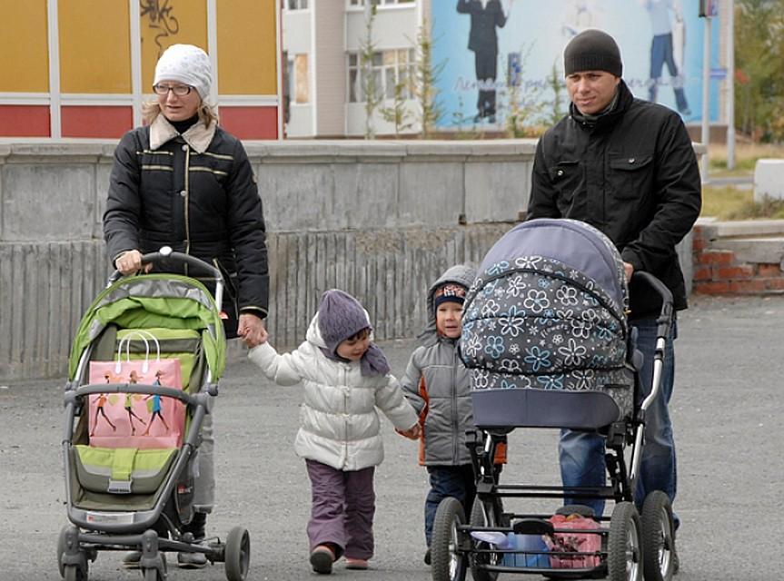 Молодым имногодетным семьям Ивантеевки помогли сжильем