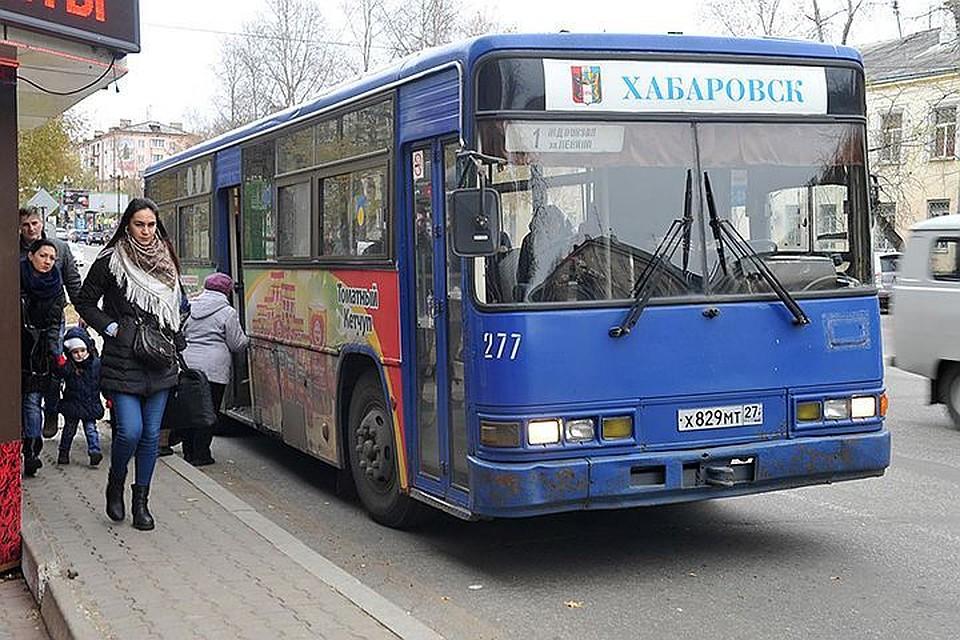 Мэрия Хабаровска: Все городские автобусы вышли намаршруты