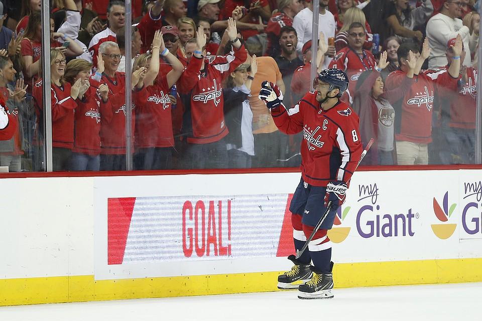 Александр Овечкин повторил 100-летний рекорд НХЛ