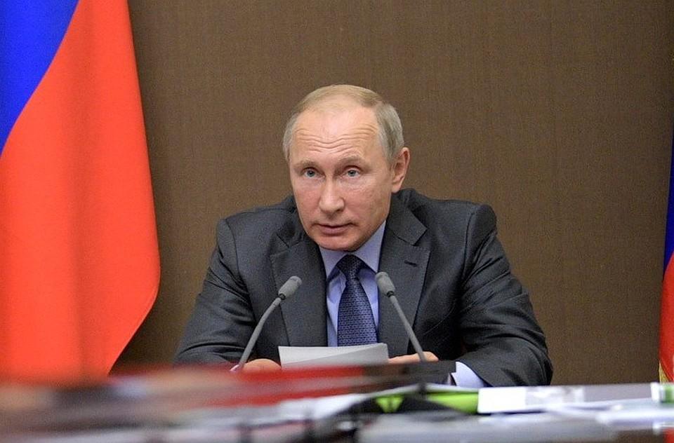 Путин обсудит проблему сельского хозяйства вЛипецке