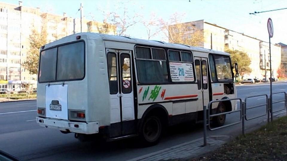 Нетрезвого  водителя маршрутки задержали наКомсомольском проспекте вЧелябинске