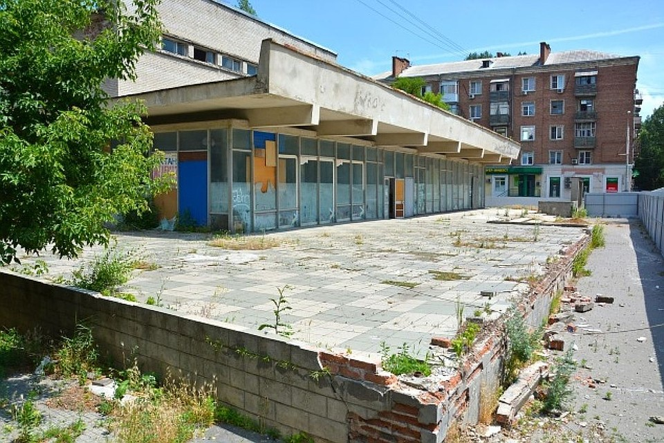 Кинотеатр «Юбилейный» вРостове-на-Дону остался без реконструкции