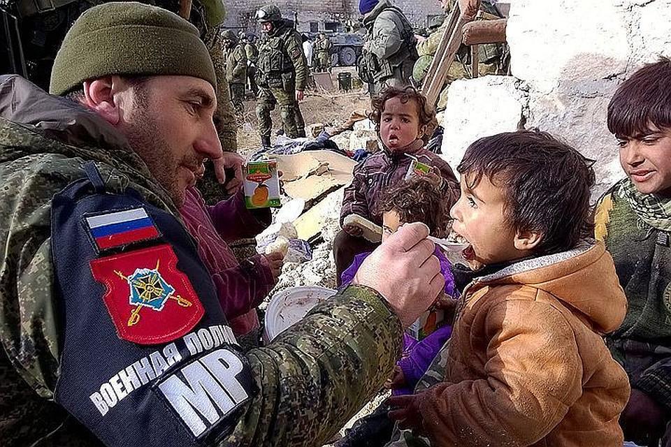 Больше половины граждан России поддерживают оказание помощи Сирии после войны— Опрос