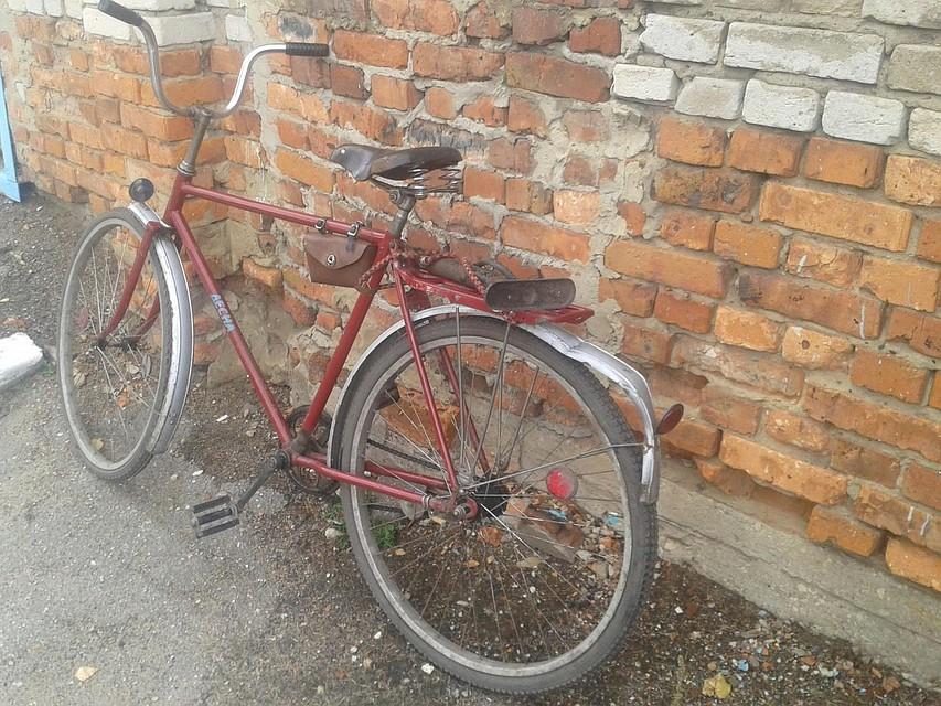 ВКимовске шофёр ВАЗ 21102 сбил нетрезвого велосипедиста