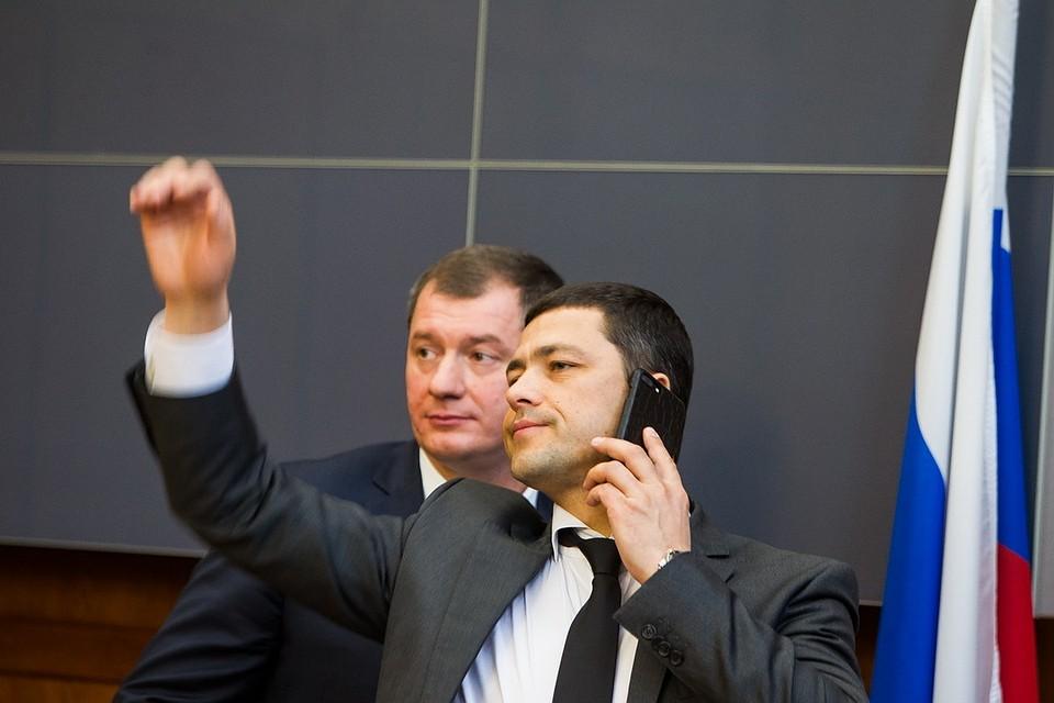 Михаил Ведерников официально представлен вкачестве врио губернатора Псковской области