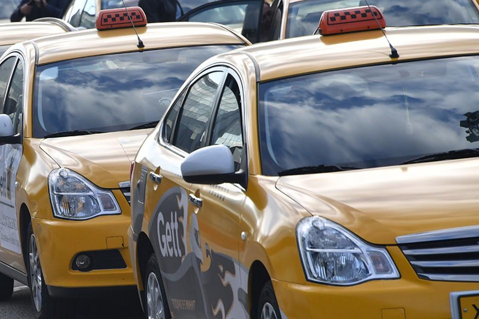 Нежелая расплачиваться виркутском такси, пассажирка угнала автомобиль