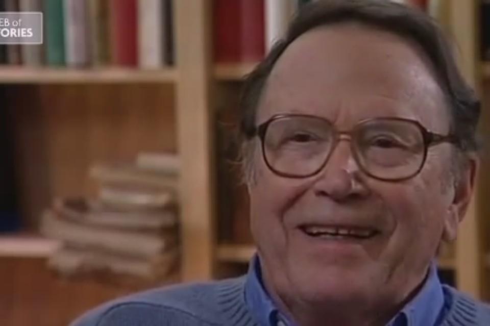 Скончался Ричард Уилбер, американский поэт ипереводчик