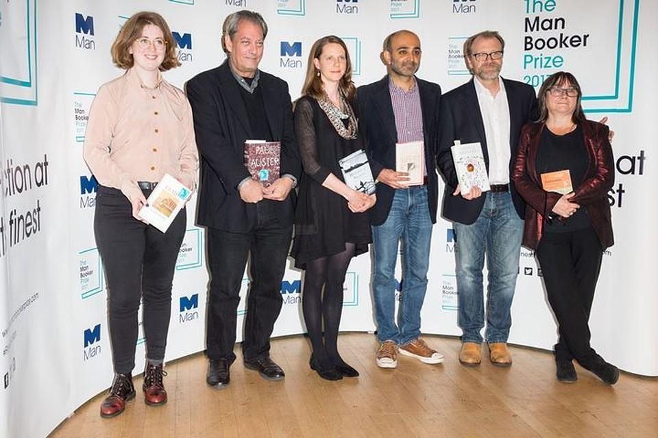 Букеровскую премию-2017 вручат вовторник встолице Англии