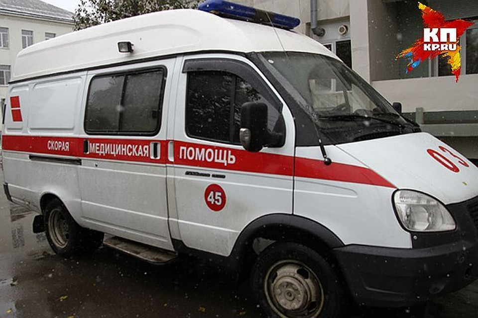 ВПетербурге ребенок ударил отца ножом