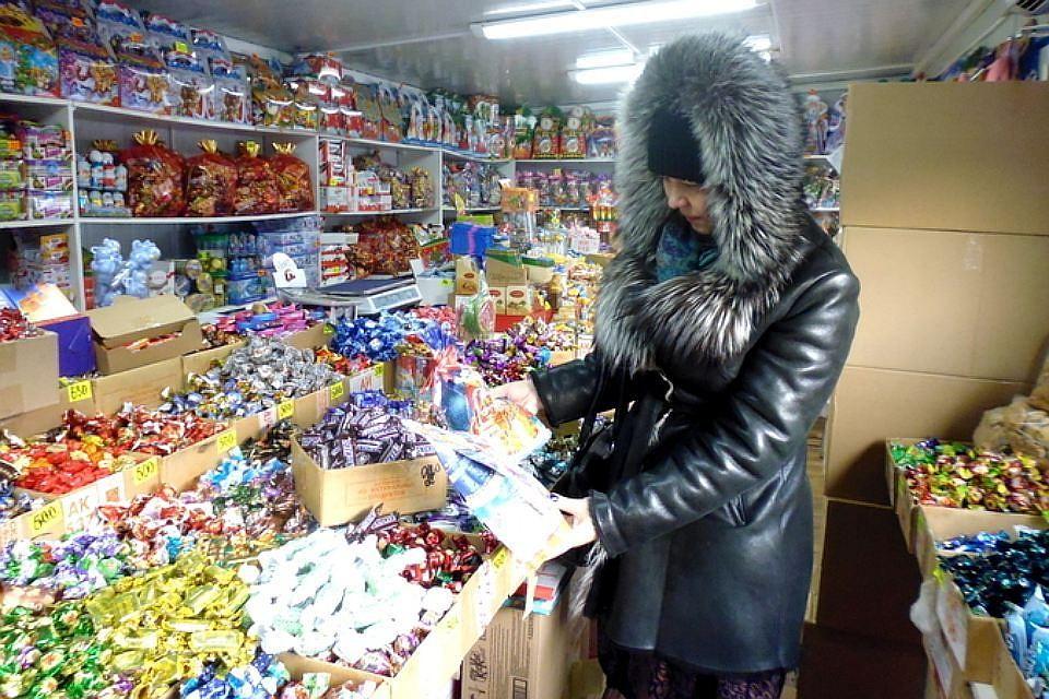Напокупку сладких новогодних подарков Казань потратит неменее 32 млн. руб.