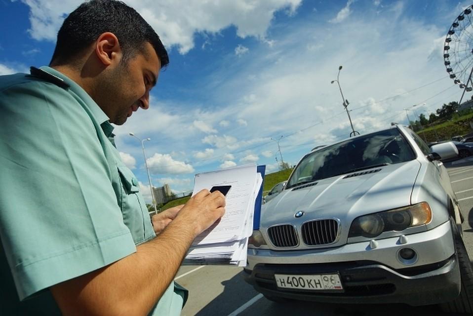 ВУфе приставы арестовали уводителя маршрутку замиллионный долг