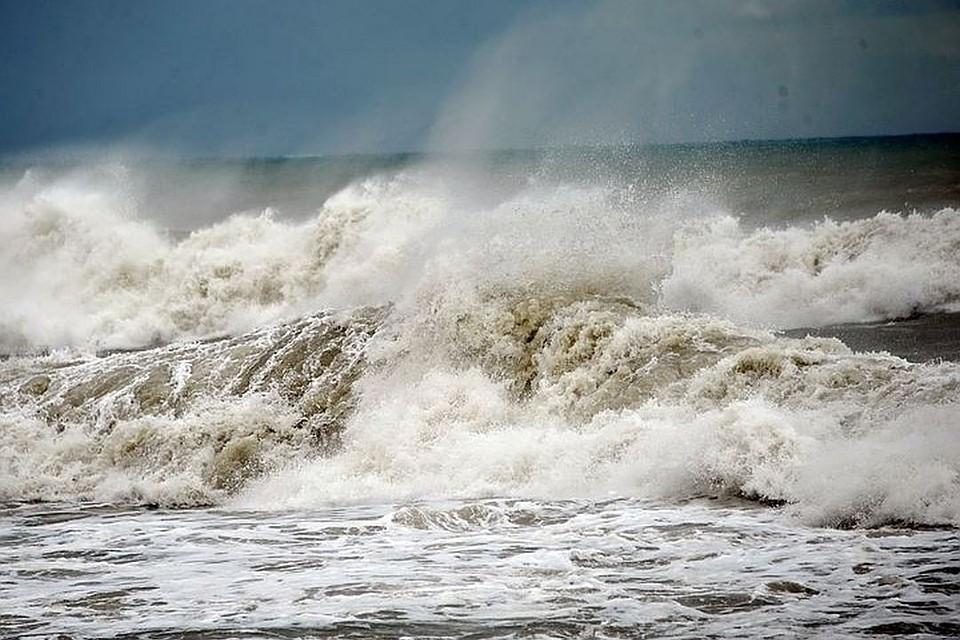 ВКерченском проливе предполагается шторм
