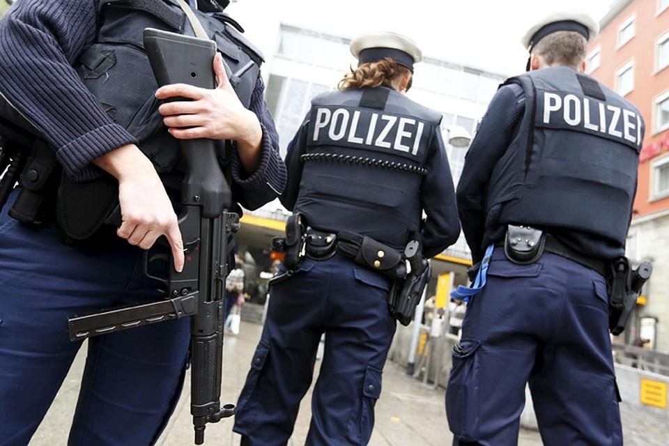 Нападение напрохожих вМюнхене несвязано стерроризмом