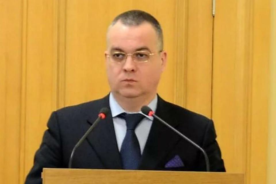 Илья Шульгин утвержден надолжность руководителя администрации города