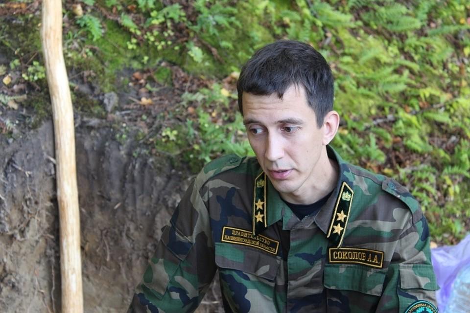 Калининградского экс-замминистра подозревают всокрытии незаконной вырубки