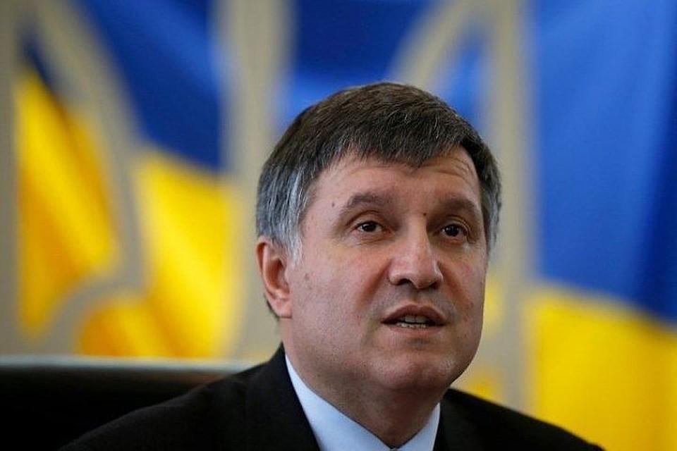 Руководитель МВД Украины объявил онепричастности своего сына ккоррупции