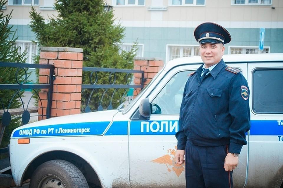 Полицейский изТульской области борется зазвание лучшего участкового страны!