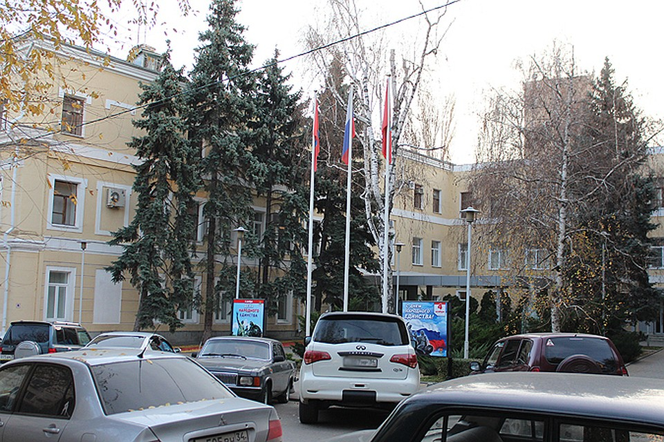 Департаменту городского хозяйства Волгограда отыскали нового замруководителя