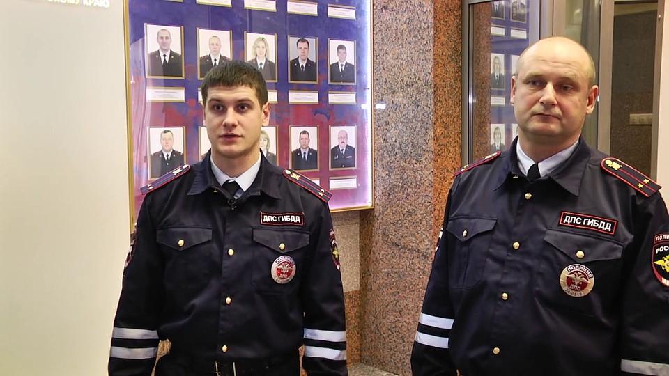 ВКрасноярске работник ДПС отказался отвзятки в100 тыс.