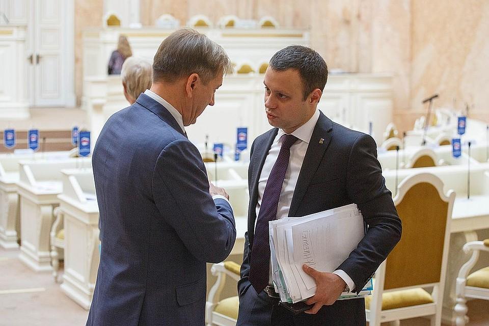 Вситуации с«Семейным кооперативом» народные избранники изПетербурга попросят разобраться МВД