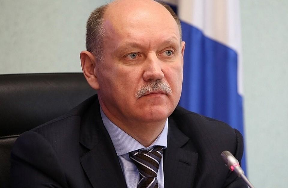 Александр Костенко вернулся вадминистрацию Приморья спустя 5 лет